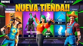 🔴*NEW SKINS* waiting for the STORE!! DIRECT FORTNITE #Fortnite #Recomendado