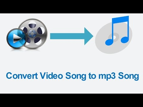 How To Convert Video Song To Mp3 Song || Technical Naresh
