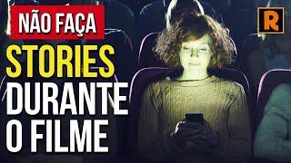 7 NOVAS REGRAS PARA UMA BOA CONVIVÊNCIA NO CINEMA