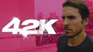 Como correr 42 km?