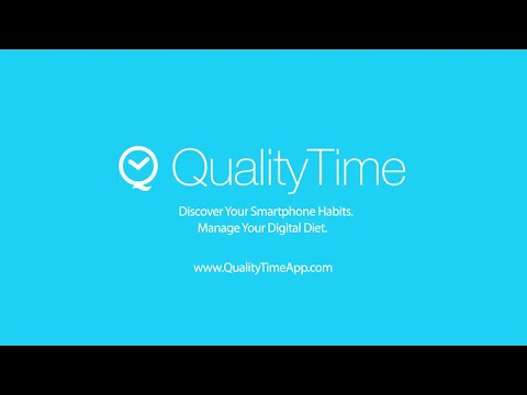 QualityTime Android App for Your Smartphone