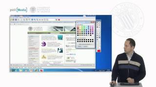 Tecnologías Educativas. Captura de pantalla y otras imágenes.© UPV
