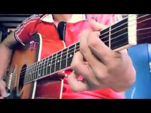 myanmar song( ေကာင္းကင္က အခ်စ္ငွက္)guitar cover