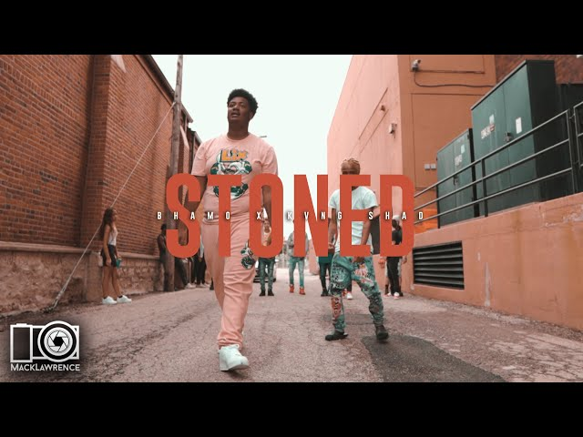 Bhamo X Kvng Shad - Stoned (Dir. By Mack Lawrence FIlms)