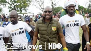 Zimbabwe's Political Crisis & Senate Sex Scandals: VICE News Tonight Full Episode (HBO)