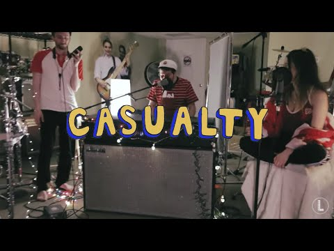 "Lawrence - ""Casualty"" (Acoustic Video feat. Jon Bellion)"