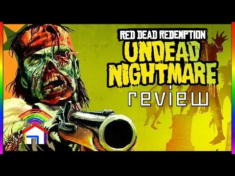Red Dead Redemption: Undead Nightmare review - ColourShed