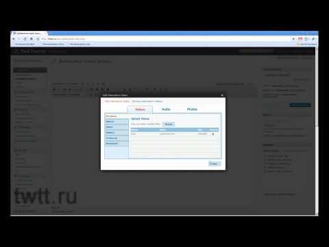 Kaltura wordpress plugin
