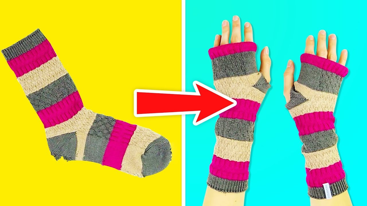 15 SIMPLE DIY WAYS TO REUSE YOUR OLD CLOTHES