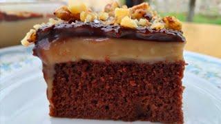 Qəhvəli tort Кофейный торт Coffe cake