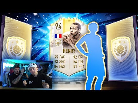 FIFA 19: PRIME ICON MOMENTS Pack Opening + SBC ATTACKE 😱🔥 ft DerKeller thumbnail