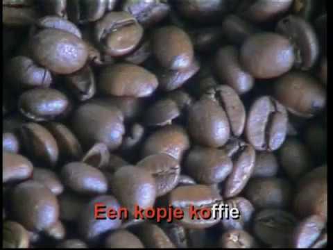 VOF de Kunst -  Een kopje koffie ( KARAOKE ) Lyrics