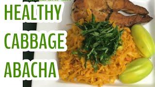 CABBACHA// HOW TO MAKE KETO ABACHA