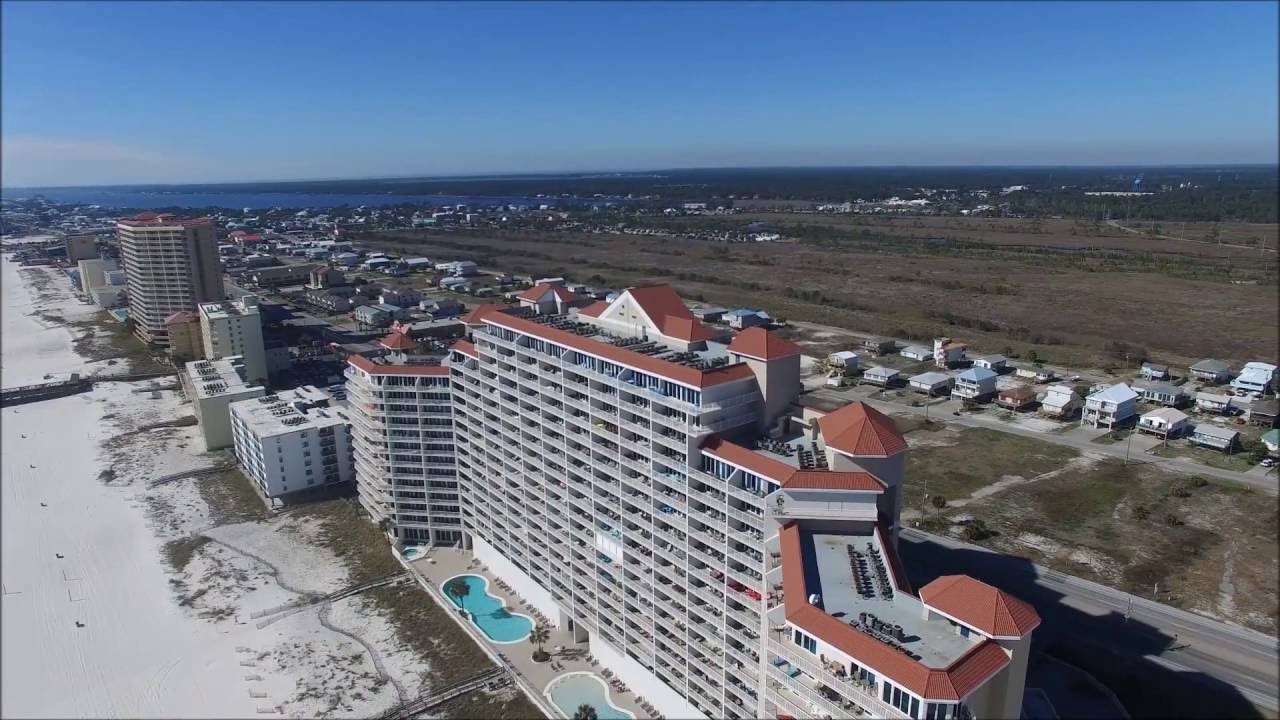 Aerial Video Of The Lighthouse Condo In Gulf Ss Al