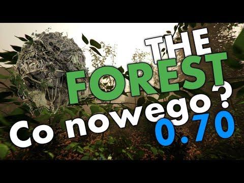 The Forest 0.70 - Co nowego? - Poprawiono koniec gry
