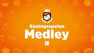 Kinderen voor Kinderen - Koningsspelen Medley