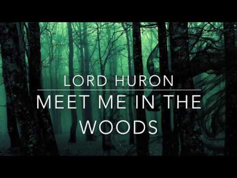 Meet me in the woods cover
