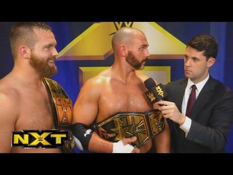 Dash & Dawson Und Ihr Langer Weg An Die Spitze Von NXT: WWE.com Exclusive — 11. November 2015