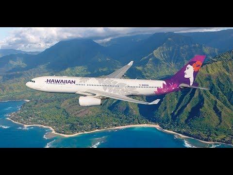 X-Plane11 IVAO   Hawaiian Airlines Island Hopper / Hawaii to Saipan to Guam [GER/ENG]