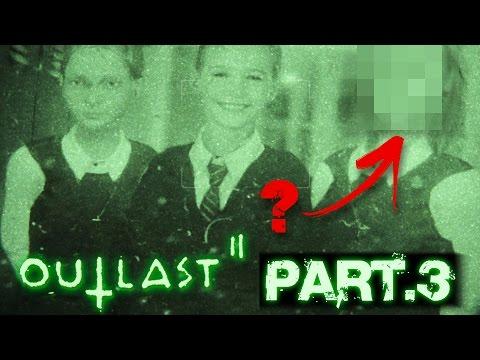 ► Outlast 2 - Part. 3 - KAMARÁTKA ZO ZÁKLADNEJ?!