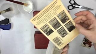 Paperback Book Repair: Save Your Books