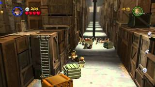 LEGO Indiana Jones 2: The Adventure Continues - Mac Gameplay [HD]