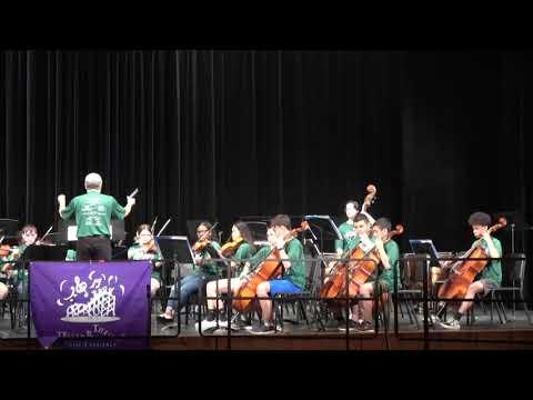 Burncoat Middle School String Ensemble