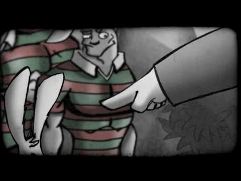 """""""They Wear the Red and Green"""" -  Animated Short Uni Film"""