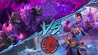 Smite Ranked Duel: Saltiest Merlin in Duel! | Ymir vs Merlin