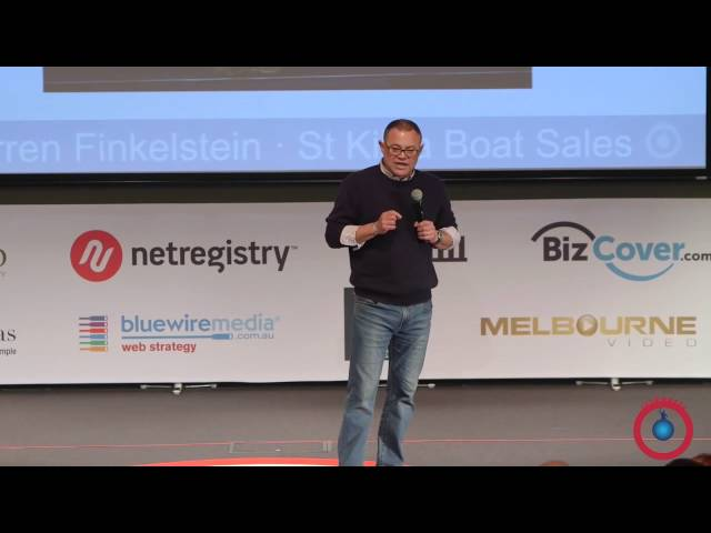 Darren Finkelstein - Becoming 'The Boat Guy' & best selling author with KPI