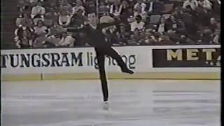 Men Short & Long Program - 1987 World Figure Skating Championships