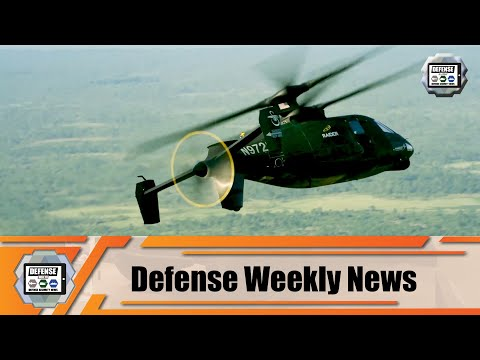 Defense Security News TV Weekly Navy Army Air Forces Industry Military Equipment March 2020 V3