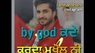 New Punjabi Sad Whatsapp Status Video // New Sad Status Video 2019 // New Whatsapp Status Video