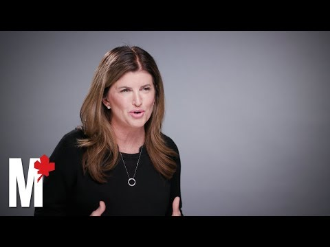 Rona Ambrose on what it was like being a woman in politics