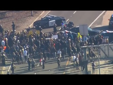 Police shooting of Stephon Clark sparks protests in Sacramento