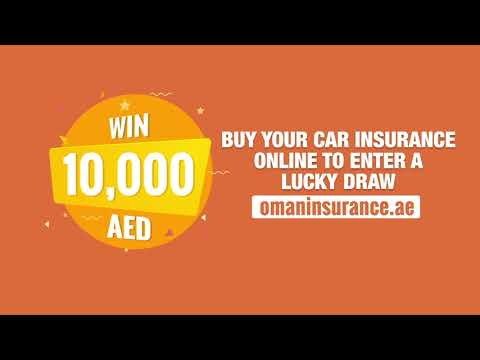 Buy Car Insurance & Get A Chance To Win AED 10,000