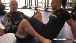 John Danaher Leg Lock Instructional