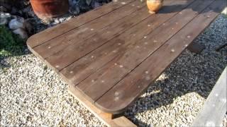 Видео ответ: размеры  Дачного  стола