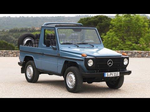 Mercedes-Benz 300 GD Cabriolet