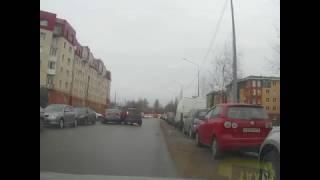 """ДТП в Пушкине у """"Малинки"""""""