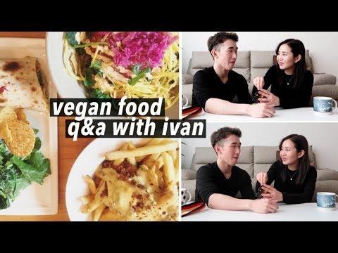 Vegan Restaurant in Seoul + Quick Q&A with Ivan Lam!