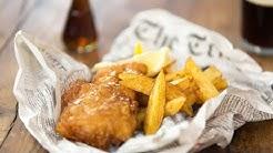 Fish & Chips – das englische Original