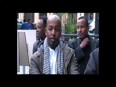 OSLO.  SH,ABDIRAXMAN SHARIF  WEST GATE TERROR  NAIROBI SNTV
