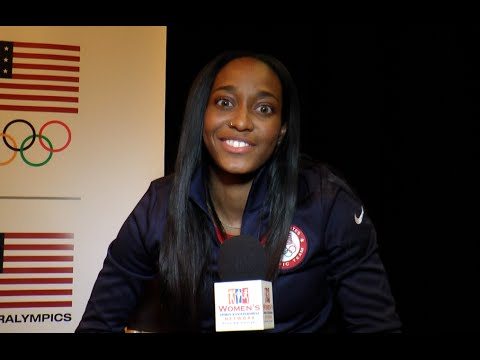English Gardner - Team USA Sprinter - 2016 Olympic Hopeful