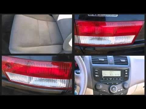2004 Honda Accord Sdn Lx 2 4l I4 Abs Dual Front Airbags