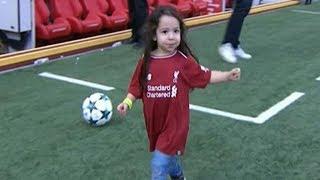 أروع مشهد في تاريخ كرة القدم بين مكة محمد صلاح وجماهير ليفربول