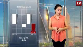 InstaForex tv news: US delivers weak statistics (18.09.2017)
