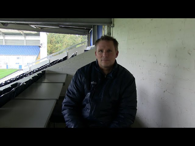 2020-10-24 | Farnborough vs Beaconsfield Town | Spencer Day Post-Match Interview