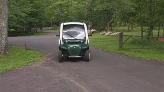2012: Mammoth Cave National Park Uses only Alternative Fuel Vehicles
