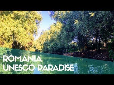 VISIT ROMANIA/ Danube Delta UNESCO Paradise-TravelGuide